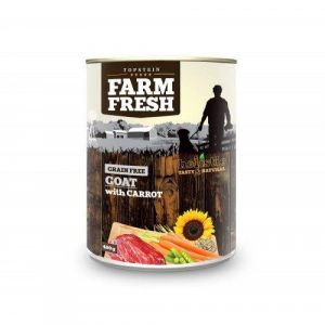 Farm Fresh Goat with Carrot 400g 5+1 ZDARMA