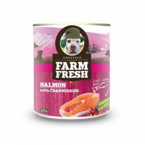 Farm Fresh Salmon with Cranberries 375g