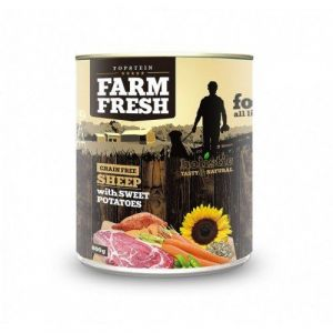 Farm Fresh Sheep with Sweet Potatoes 400g