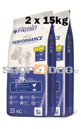 Fitmin Dog Maxi Performance 2 x 15kg