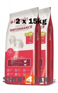 Fitmin Dog Medium Performance 2x15kg + Fitmin for Life Šampon za 80Kč ZDARMA