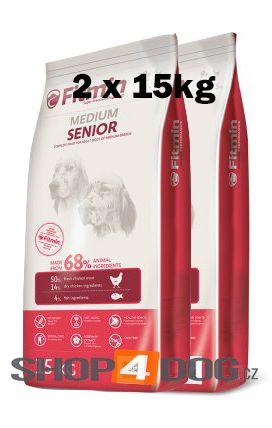 Fitmin Dog Medium Senior 2 x 15kg