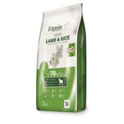 Fitmin dog mini lamb&rice 3kg