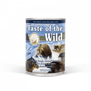TASTE OF THE WILD Pacific Stream konzerva 390g