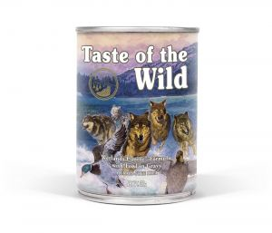 TASTE OF THE WILD Wetlands konzerva 390g