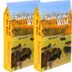 Taste of the Wild High Prairie 2x12,2kg Diamond Pet Foods