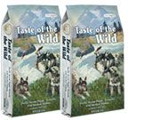 Taste of the Wild Pacific Stream Puppy 2x12,2kg Diamond Pet Foods