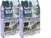 Taste of the Wild Sierra Mountain 2x12,2kg Diamond Pet Foods