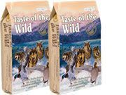 TASTE OF THE WILD Wetlands Wild Fowl 2x12,2kg