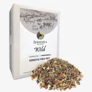 BOHEMIA barf směs Wild 25/12 5kg