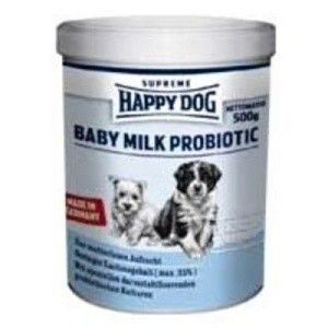 HAPPY DOG SUPREME Baby Milk Probiotic 0.5kg