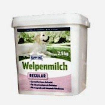 HAPPY DOG Welpenmilch Regular sus.mleko 2.5kg