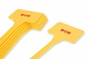 DOGtrace Plastové terčíky pro označení zóny