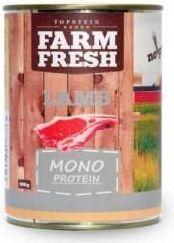 Farm Fresh Lamb Monoprotein 400g
