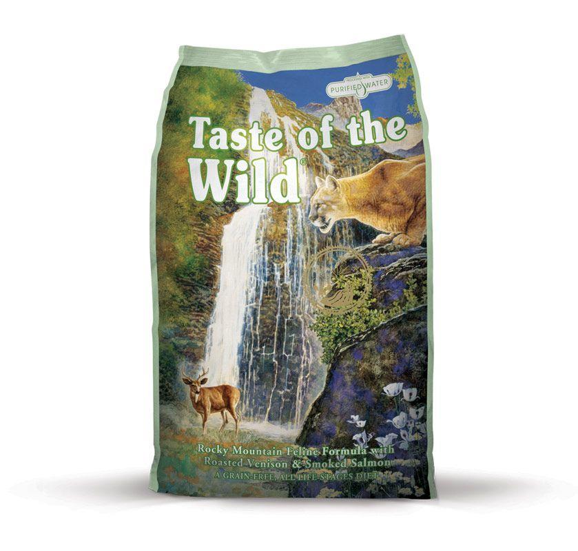 Taste of the Wild Rocky Mountain Feline 6,6kg Diamond Pet Foods