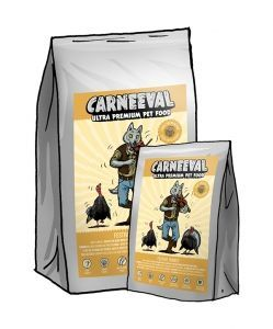 Carneeval Festive Turkey 500g