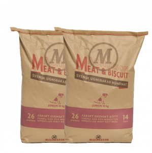 Magnusson Junior meat & biscuit 2x10kg