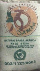 Brasil Fazenda Lagoa 500g