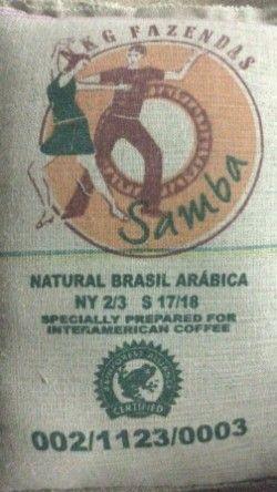 Brasil Fazenda Lagoa 500g Káva