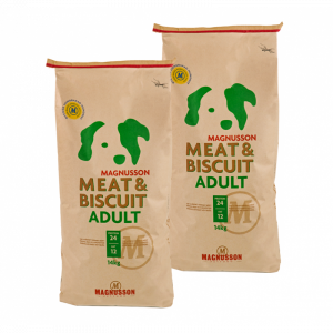 Magnusson Adult meat&biscuit 2x14kg