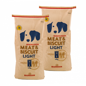 Magnusson Light meat&biscuit 2x14kg