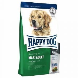 Happy Dog Supreme Fit & Well Adult Maxi 2 x 14kg + Pochoutka 80g ZDARMA