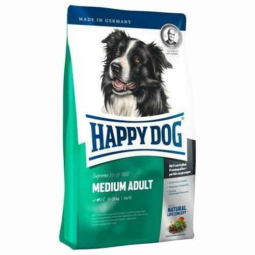 Happy Dog Supreme Fit & Well Adult Medium 2 x 12,5kg