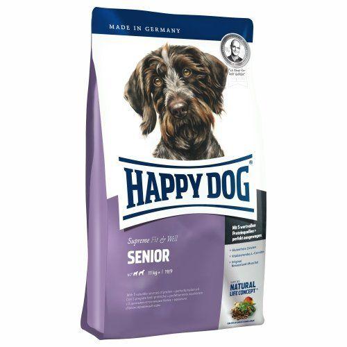 Happy Dog Senior 2 x 12,5kg
