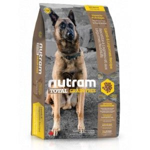 Nutram Total Grain-Free Lamb & Legumes Dog 11,4kg