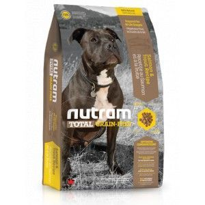 Nutram Total Grain Free Salmon Trout Dog 11,4kg