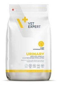 VetExpert VD 4T Urinary Cat 400g Expirace: 03/20