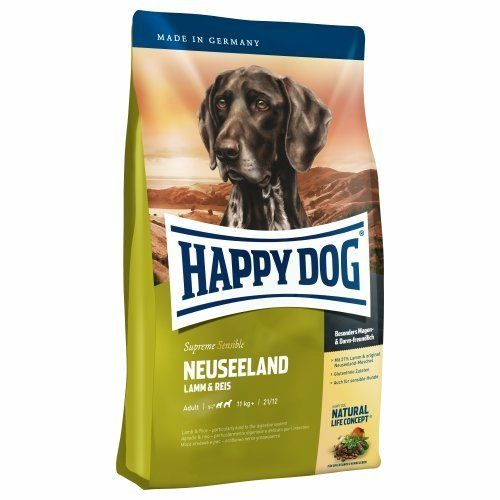 Happy Dog Supreme Sensible Neuseeland 3 x 12,5kg
