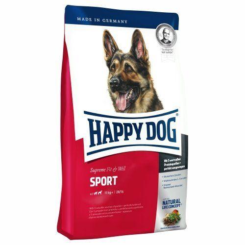 Happy Dog Sport 3 x 15kg