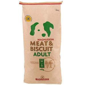Magnusson Adult meat&biscuit 14kg