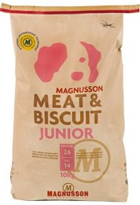 Magnusson Junior meat&biscuit 10kg