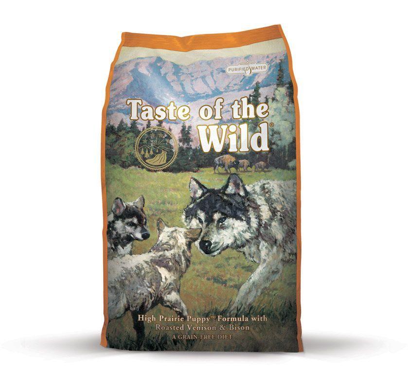 Taste of the Wild High Prairie Puppy 12,2kg Diamond Pet Foods