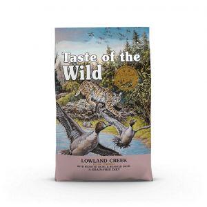 TASTE OF THE WILD Lowland Creek 2kg