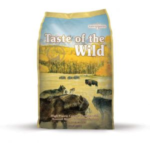 Taste of the Wild High Prairie 3x12,2kg