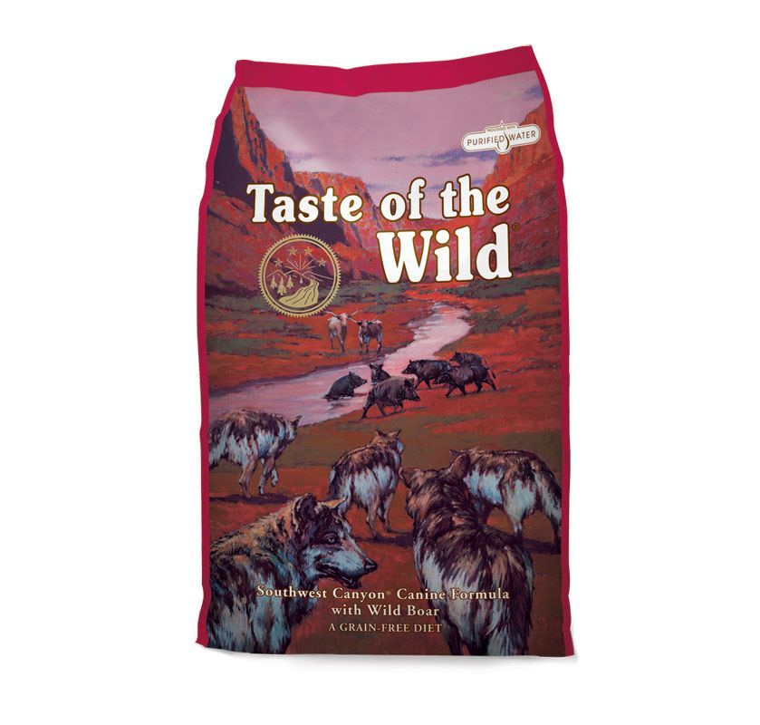 Taste of the Wild Southwest Canyon Canine 3x13kg Diamond Pet Foods