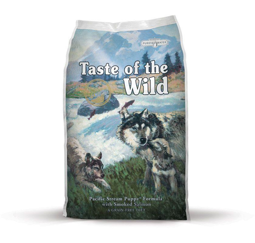 Taste of the Wild Pacific Stream Puppy 3x13kg Diamond Pet Foods