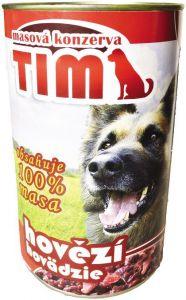TIM dog hovězí 1200g Falco