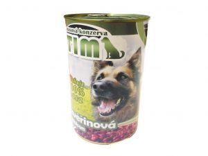 TIM dog zvěřinová 1200g
