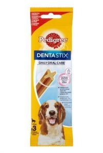Pedigree Pochoutka Denta Stix Medium 3ks 77g