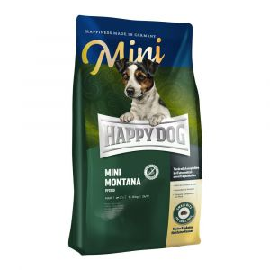 Happy Dog Mini Montana 1 kg Expirace:05/20