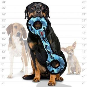 TUFFY Ultimates Tug-O-War Camo Blue