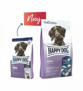 Happy Dog Supreme Fit & Vital Senior 3 x 12kg