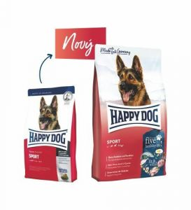 Happy Dog Supreme Fit & Vital Sport Adult 3x14 kg