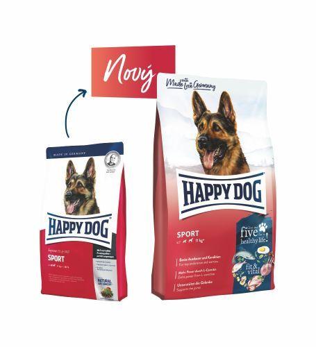 Happy Dog Supreme Fit & Vital Sport Adult 3x14 kg