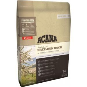 ACANA FREE-RUN DUCK 2 kg SINGLES + Pamlsek ZDARMA