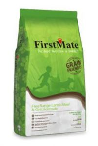 First Mate Dog Free Range Lamb Meal& Oats 11,4kg
